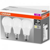 pack-de-3-ampoules-led-classic-9-60w-depolie-2700k-e27-le8528